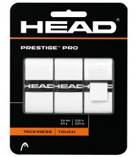 Head Prestige Pro Overgrip White - Грипове