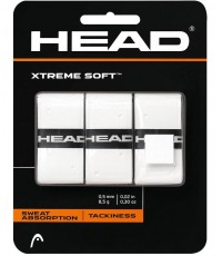 Head XTREME SOFT Overgrip WHITE /БЕЛИ/