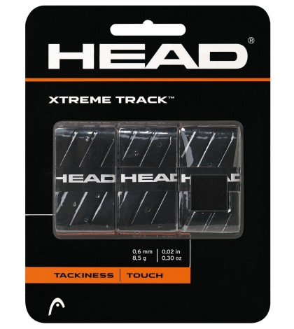 Head XTREME TRACK Overgrip Black