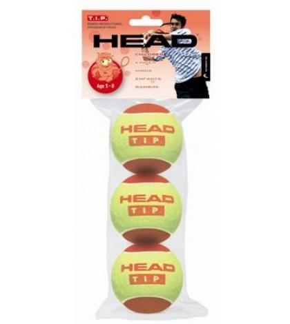 Head T.I.P. Red 3 Balls - Тенис топки