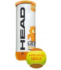 Head T.I.P. Orange 3 Balls - Тенис топки