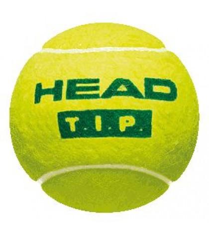 Head T.I.P. Green 3 Balls - Тенис топки