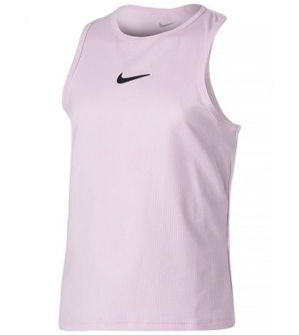 Детски потник Nike Girl's Dri-Fit Victory Tank Regal Pink/Black CV7573-695