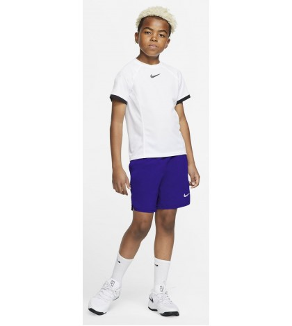 Детски Шорти Nike Boy's Victory Flex Ace Short 6 Inch Concord/White CI9409-471