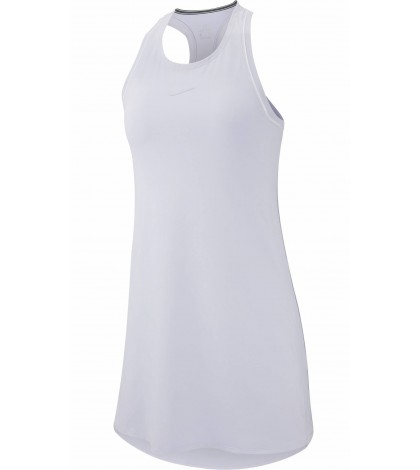 Дамска Рокля NIKE WOMEN'S COURT DRY DRESS OXYGEN PURPLE/WHITE 939308-508