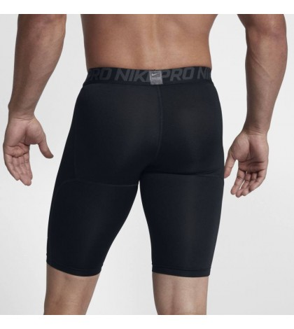 ШОРТИ NIKE MEN'S PRO COMPRESSION 6 INCH Black /ЧЕРНИ/  838061-010