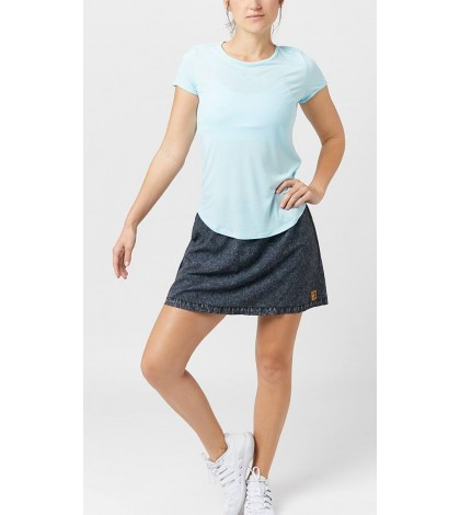 Дамска тениска W NIKE COURT DRY SS TOP TOPAZ MIST 939328-449
