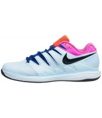 Тенис Маратонки Nike Air Zoom Vapor 10 Clay Light Blue/Fuchsia/Black
