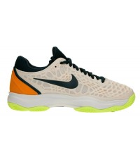 Дамски Тенис Маратонки Nike Zoom Cage 3 Clay Light Peach/Green/Black /Праскова/