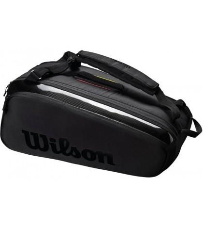 Тенис сак Wilson Super Tour Pro Staff x 9 Bag WR8010601