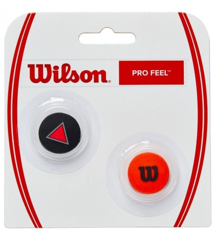 Антивибратор WILSON PRO FEEL CLASH DAMPENER (Черно-Оранжев)