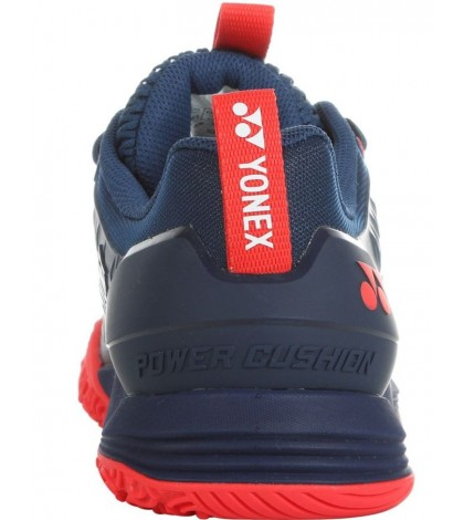 Тенис Маратонки Yonex SHT Power Cushion Eclipsion 3 Clay Navy/Red (Стан Вавринка)