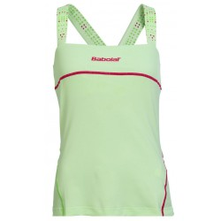 Babolat Tank Match Performance Women Light Green - Потник