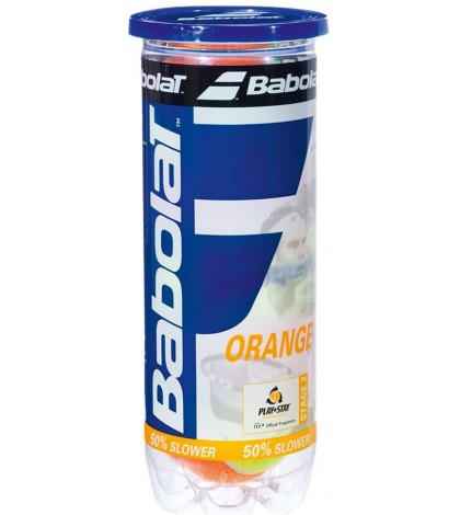 Babolat Orange 3 Balls Can - Тенис топки