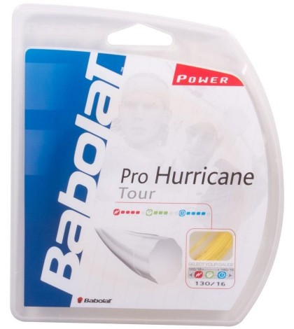 Babolat Pro Hurricane Tour String Set - Тенис кордажи