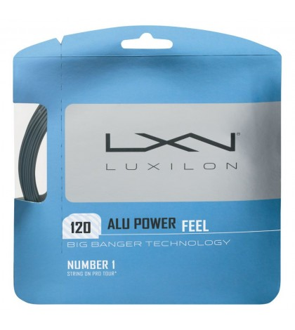 Тенис Кордаж Luxilon Big Banger Alu Power Feel 120 Set