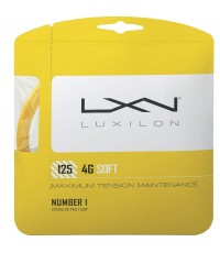 Luxilon 4G Soft Set - Тенис кордаж