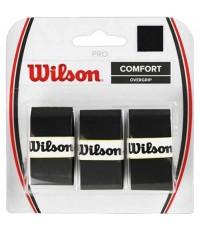 Wilson Pro Overgrip Black/Черен/