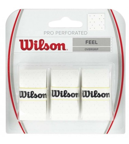 Wilson Pro Overgrip Perforated - Грипове
