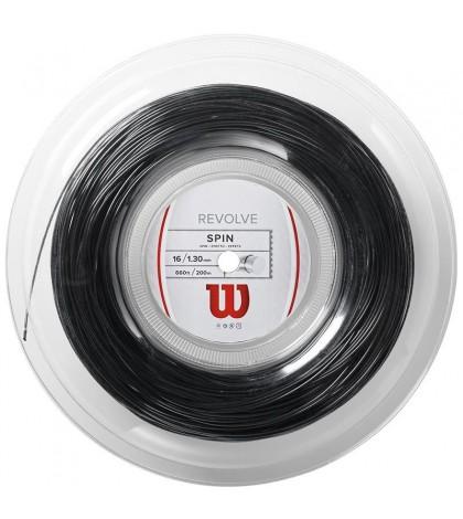 Wilson Revolve String Reel Black - Тенис кордажи